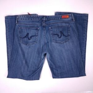 AG Adriano Goldschmeid The Club Boot Cut Jeans